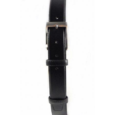 Cinturón de piel para hombre clásico