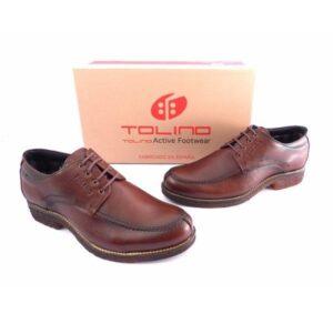 Zapatos Tolino cuero con cordones