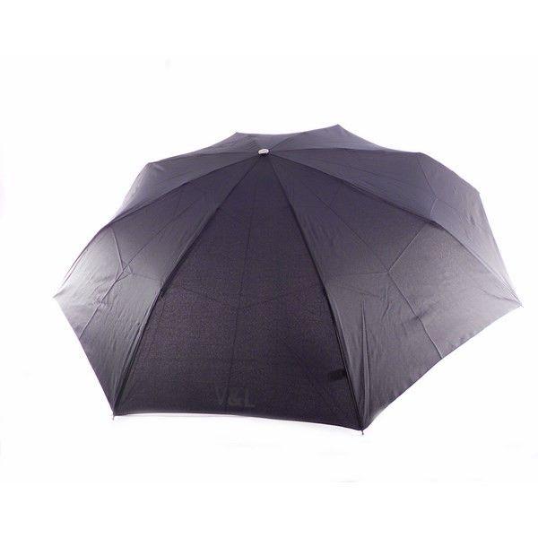 f3e38862f45 Paraguas Victorio   Lucchino plegable negro