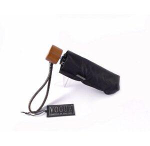 Paraguas Vogue mini negro