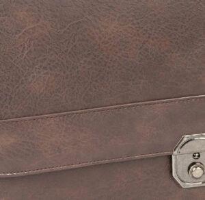Carpeta Matties portafolios tamaño A4 con asa para hombre
