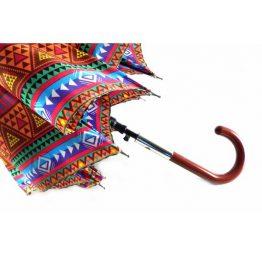 Paraguas estampado Bisetti automático