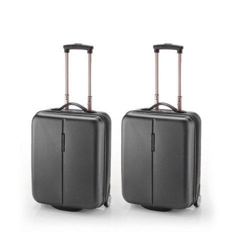 Set 2 trolleys Gabol C(21) / C)21)