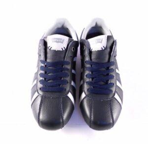 Deportivas Levi´s piel azul marino o negras