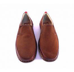 Zapatos Tolino en cuero con nobuck