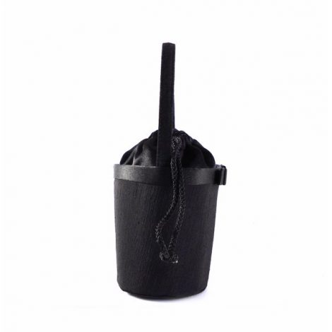 Bolso cóctel Ferri negro o tinto