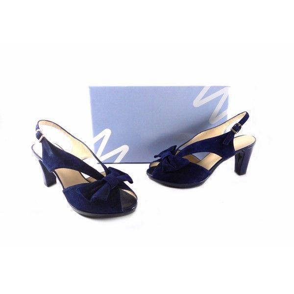 Azul Marino Charol Zapatos Con montesinos J 35LcRS4jAq