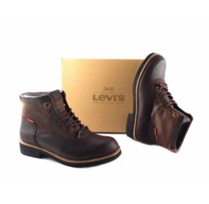 Botas Levis Lawndale Worker Lace en color marrón