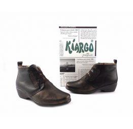 Botines Kiargo confort con plantilla extraible