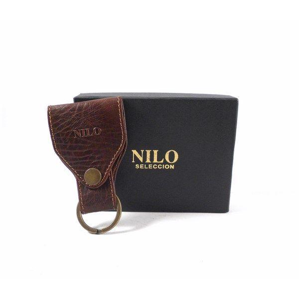 Llavero piel Nilo adaptable para cinturón