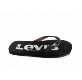 Chanclas Levi´s Dixon en color negro
