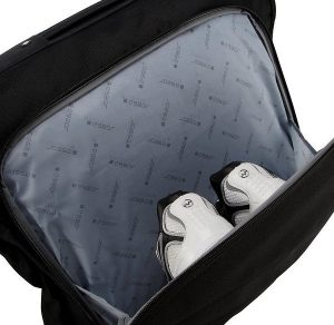 Portatrajes Gabol nylon negro