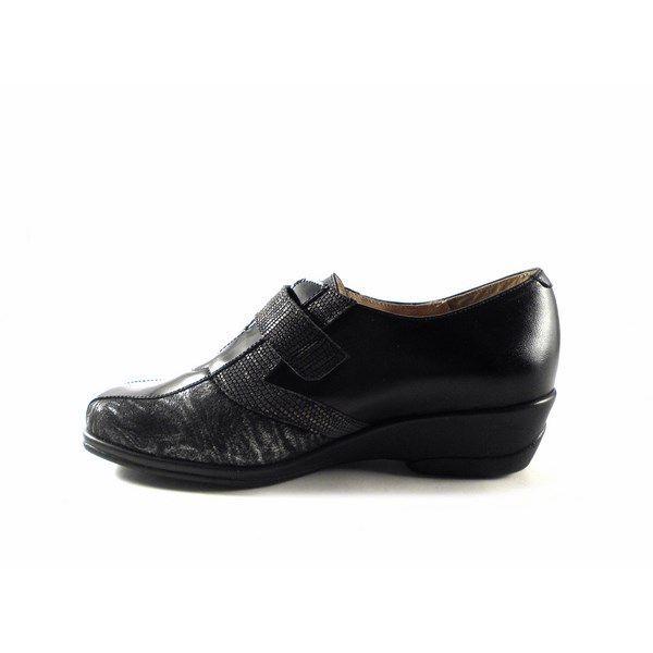 Confort Zapatos Juanetes Con Cierre Para Velcro Kiargo De 80wPnOk