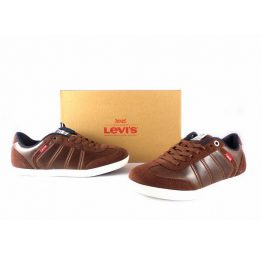 Deportivas Levis Loch dark brown 77127-4415