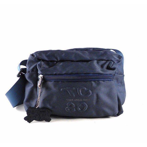 64af41d7e Bolso bandolera Urban Bags Tiger en nylon azul marino o beige 3120