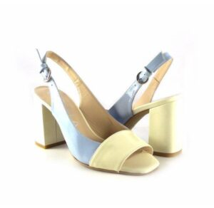 Zapatos Gabriela 3403 charol off white/ setubal