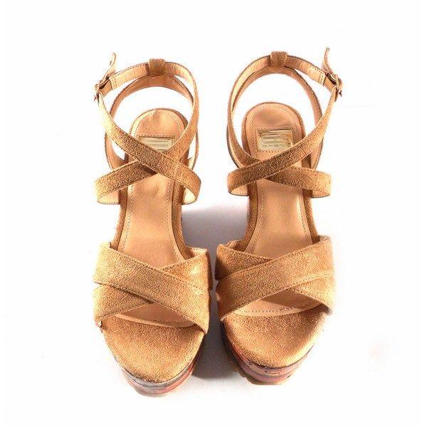 Sandalias de cuña multicolor E.Ferri Fashion de tiras 0HV0737