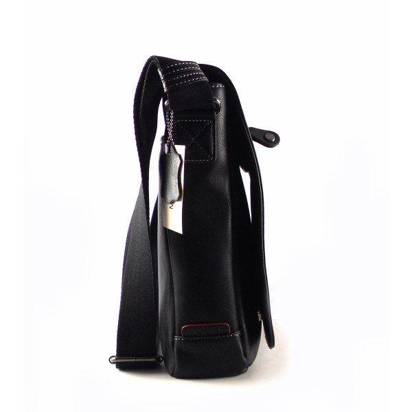 Cartera messenger portadocumentos Matties Bags color negro