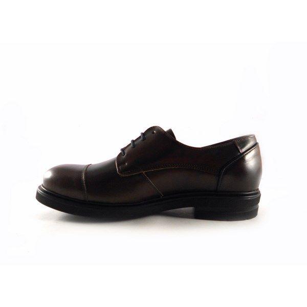 en venta d8c87 cd279 Zapatos con cordones para hombre Tolino color marrón 90216