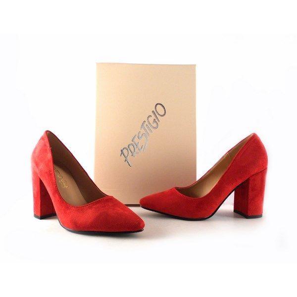 C 902 con Zapatos color fina de tacón Prestigio puntera ancho THUZ1Fwq