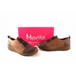 Zapatps confort Marila Shoes N638N combinados