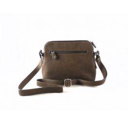 Bandolera mini para mujer Matties Bags 1973 bolsillos exteriores