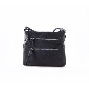 Bandolera mini para mujer Matties Bags 1986 bolsillos exteriores