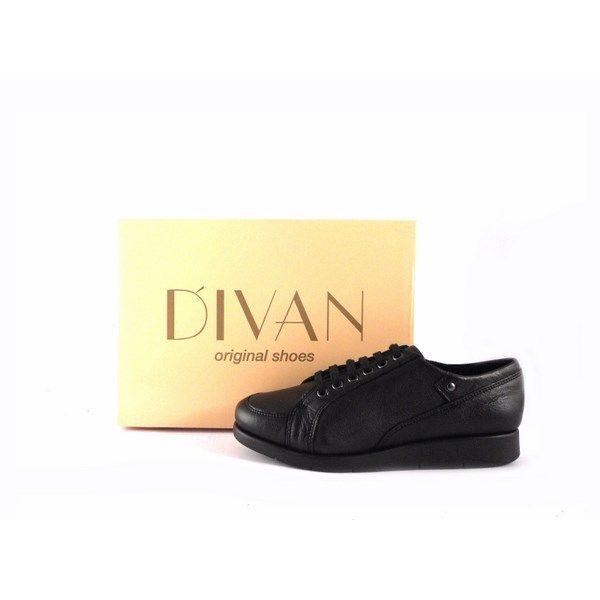 Zapatos confort D'Ivan 1003 con cordones