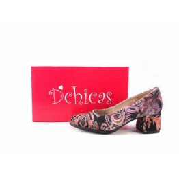 Zapatos de salón D'Chicas estampados 4800