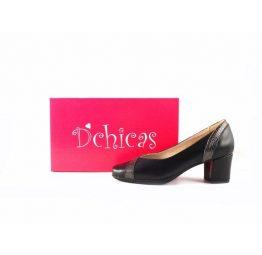 Zapatos de salón D'Chicas 1566 cómodos