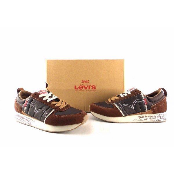 Sneakers Levi's hombre 226795 marrón
