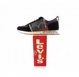 Sneakers Levi's hombre 226795 negro combinado