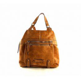 Mochila - bolso para mujer Matties Bags con cremalleras