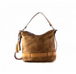 Bolso shopping Matties Bags con asa de hombro y bandolera