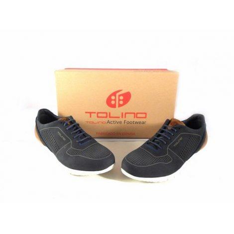 Zapatos sport tipo deportivas Tolino piel para hombre 65205