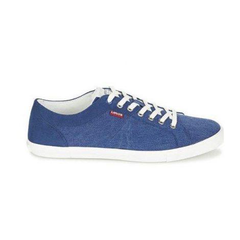 Zapatillas para hombre Levi's Woods color azul