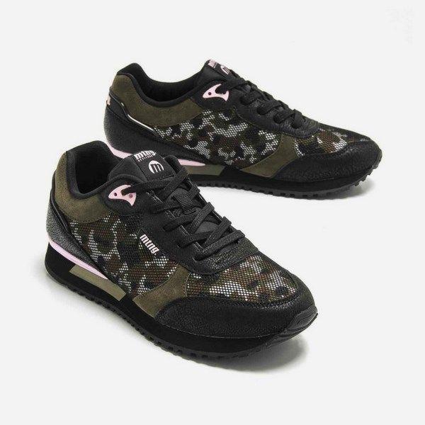 85bbdf8af Zapatillas sneakers para mujer Mustang ESTELE color negro