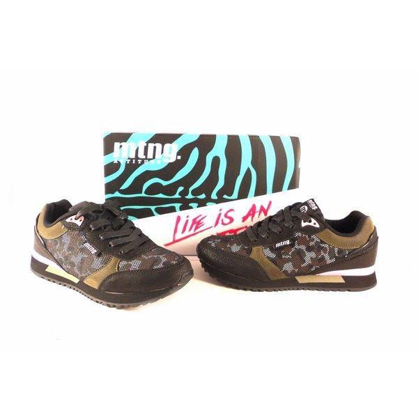 Zapatillas sneakers para mujer Mustang ESTELE color negro