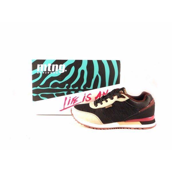 6bf4fd743 Zapatillas sneakers para mujer Mustang ESTELE color nude