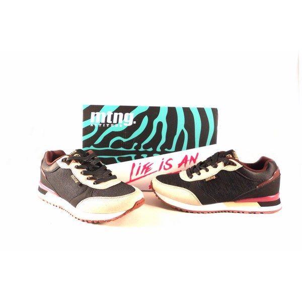 Este año la moda es llevar zapatillas deportivas MTNG para mujer