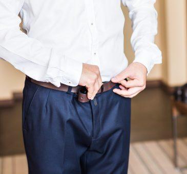 Cinturones para hombres casual o formal