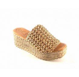 e96f04f8012 Sandalias con cuña para mujer cómodas y baratas