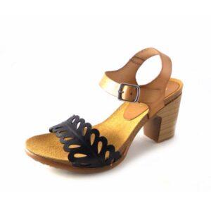 Sandalias de tacón Marila Shoes con suela bio N2830