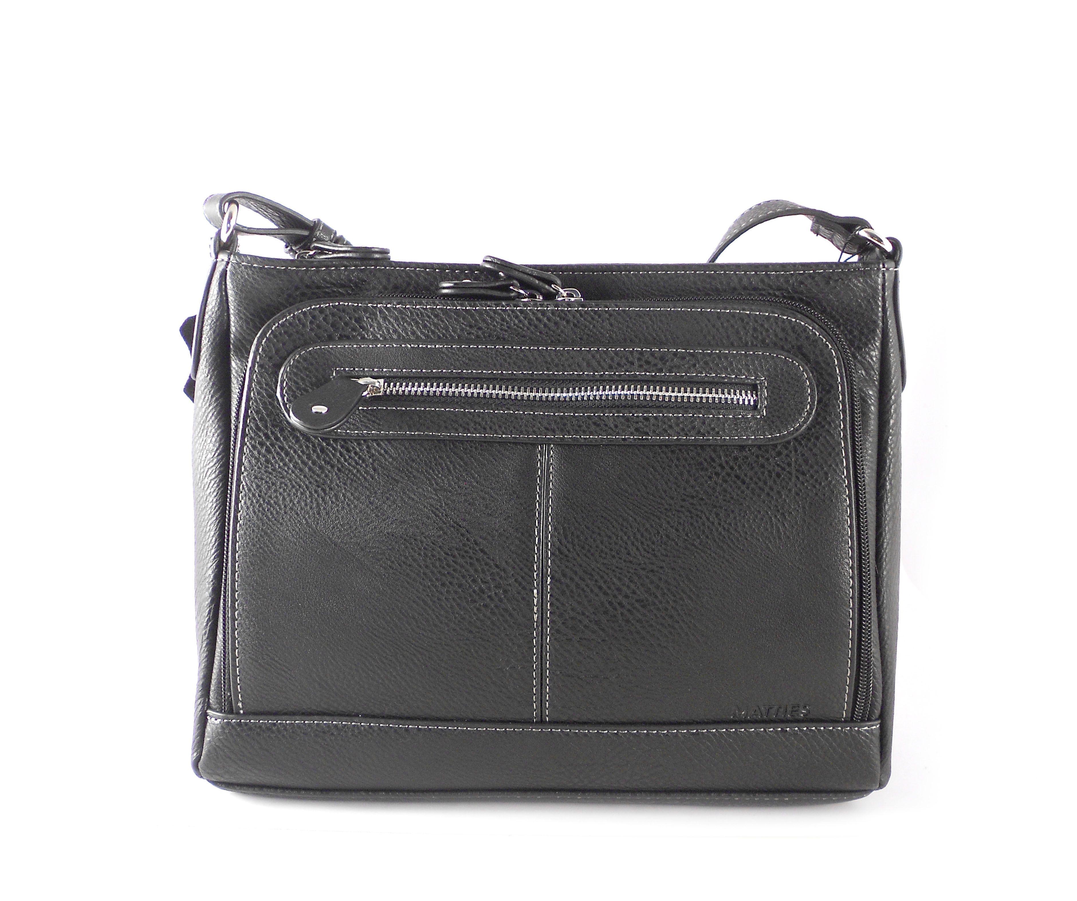 923916ea7 Bandolera mediana para mujer Matties Bags serie Classic