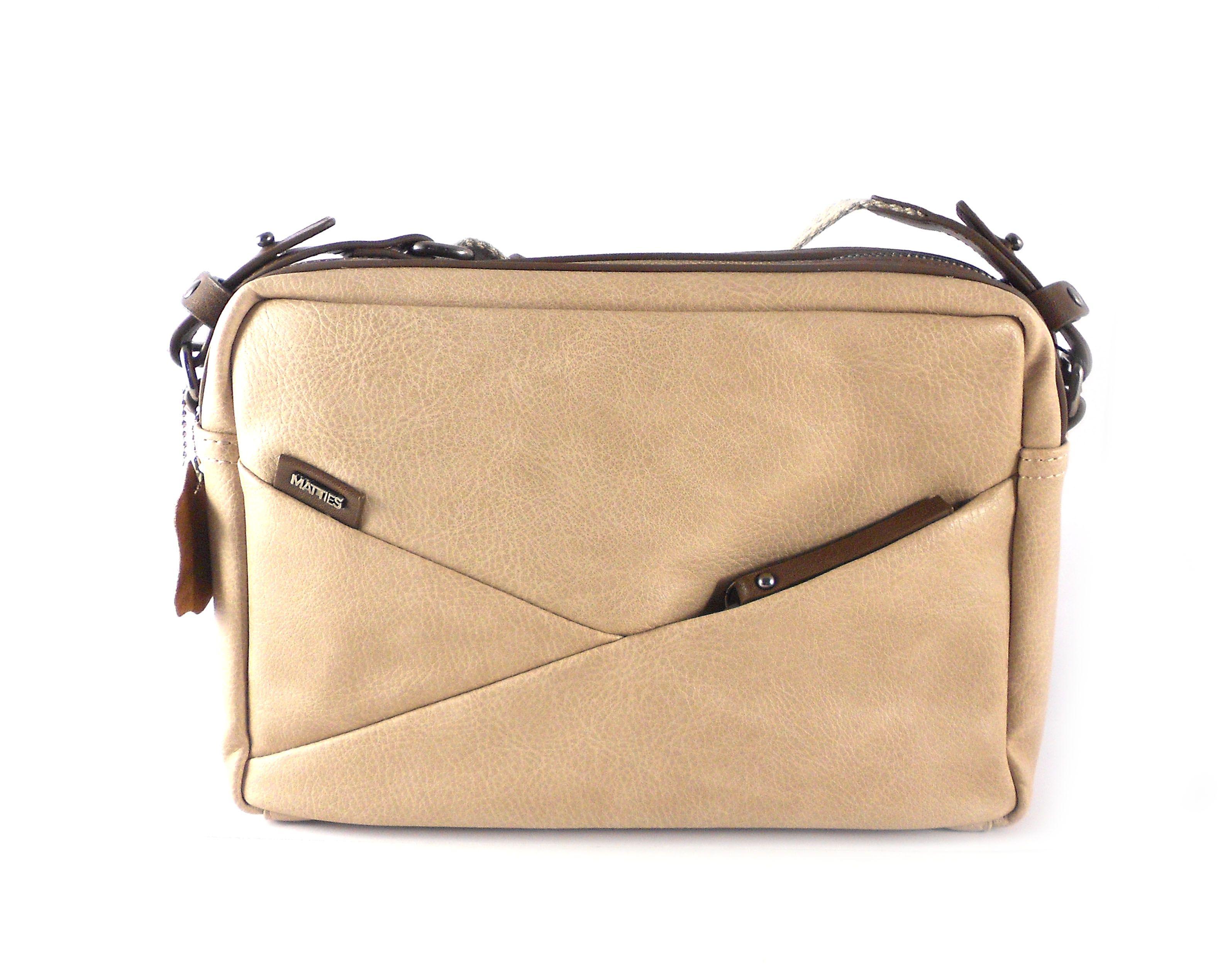 f55e8de327b Bolso tipo bandolera para mujer Matties Bags serie Viveiro