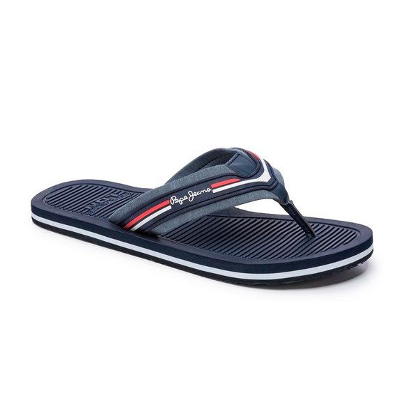 picked up limited guantity the cheapest Chanclas para hombre Pepe Jeans Off Beach Chambray azul