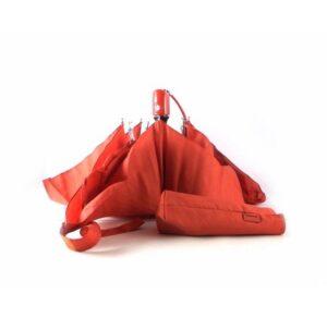 Paraguas colección Vogue con apertura y cierre automático color rojo