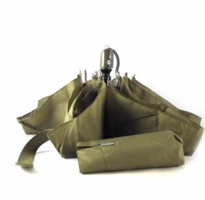Paraguas colección Vogue con apertura y cierre automático color verde