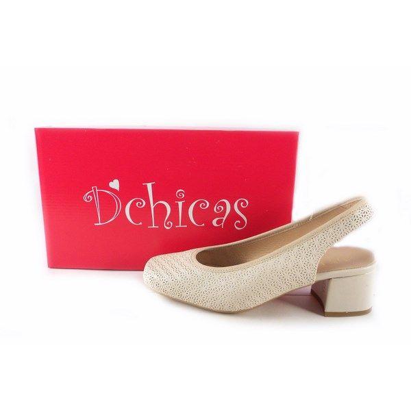 Piel Para Mujer D'chicas Zapatos De 8nO0wPk