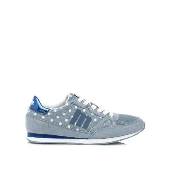 Lunares Color Para Mujer Azul Mustang Dori Deportiva 69488 8NX0OPnwk